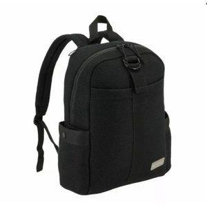 NEW adidas VFA 2 Backpack Black Mesh Lightweight